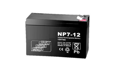 Battery 12v/7A